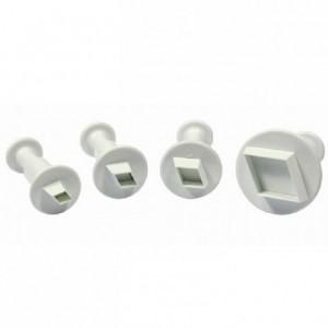 PME Miniature Diamond Plunger Cutter pk/4