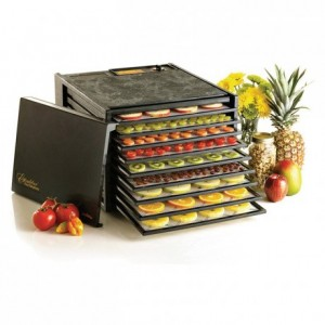 Dehydrator: fruits and vegetables