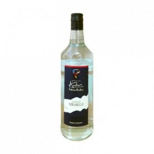 Mirabelle eau de vie 45% 1 L