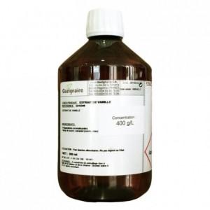 Vanilla bean extract 400 g/L 500 mL