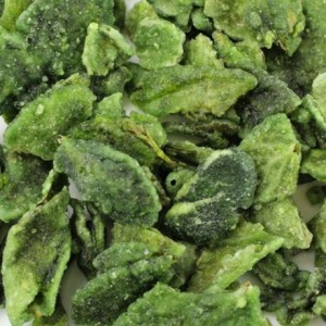 Crystallized mint leaves 1 kg
