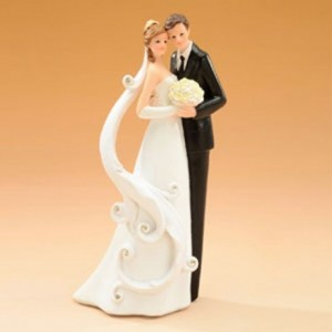 Decorative Figure Wedding - Wedding Couple