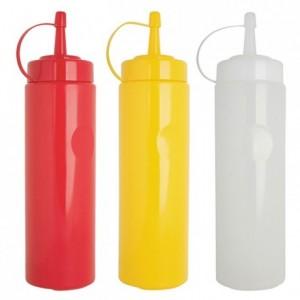 Flexible squeeze bottles transparent 35cl