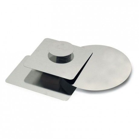 Round base tin Ø260 mm