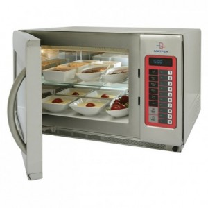 2 magnetrons microwave