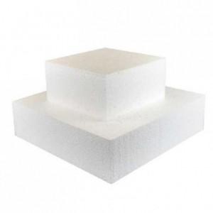 FunCakes Cake Dummy square 10cm 15x15cm