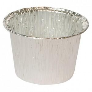 Crean cup aluminium GO 125 RS Ø 85 mm (100 pcs)