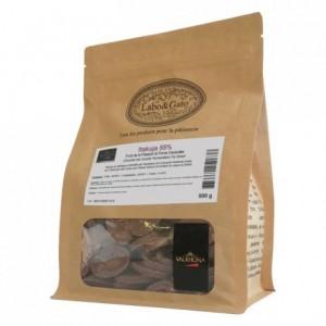 Itakuja 55% dark chocolate Double Fermentation Single Origin Brazil beans 500 g