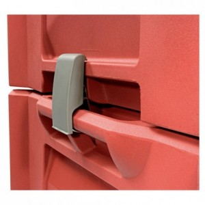 Set of fasteners for insulated containers Sherpa E8