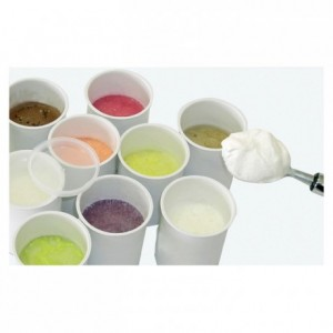 Set of 50 bowls with lids for Frix'Air