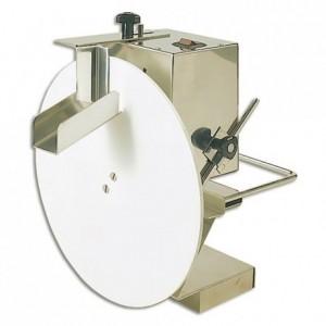 Chocolate dispenser disk + scraper set Ø 370 mm