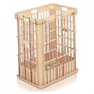 Stackable bread basket 176 L