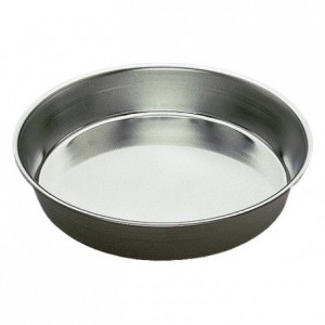 Round plain cake mould tin Ø200 mm