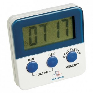 99 minutes digital timer 60 x 50 mm