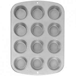 Wilton Recipe Right 12 Cup Mini Muffin Pan