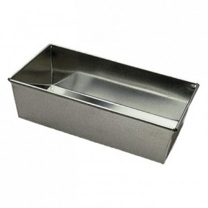 Rectangular bread mould tin 240x120 mm (pack of 3)