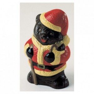 Chocolate mould polycarbonate bear