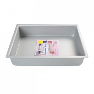 PME Deep Oblong Pan 17,5 x 27,5 x 7,5cm