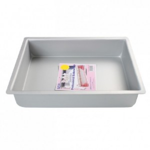 PME Deep Oblong Pan 22,5 x 32,5 x 7,5cm