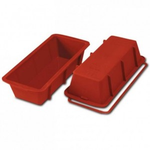 Cake silicone mould L 300 mm 1.7 L