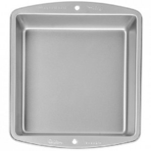 Wilton Recipe Right Square Pan 20x20cm