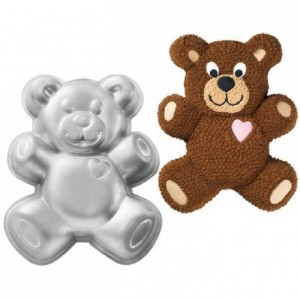 Wilton Teddy Bear Pan