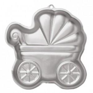 Wilton Baby Buggy Pan