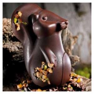"Chocolate mould ""squirrel"" 15 cm"