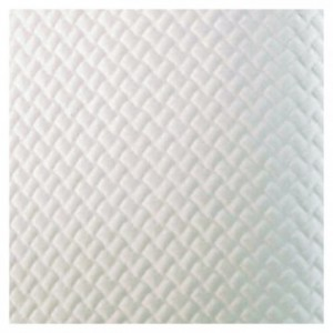 Damask table cloth white 80 x 80 cm (500 pcs)