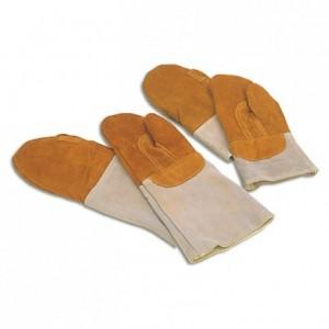 Heat insulation mittens Large