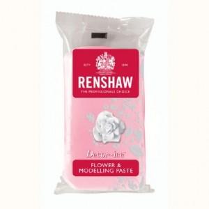 Renshaw Flower & Modelling Paste Rose Pink 250g