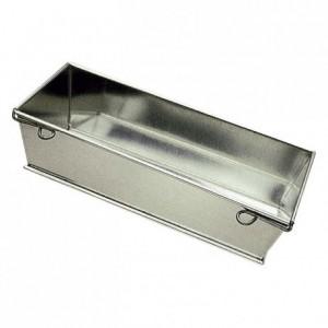 Folding loaf pan tin 240x95 mm