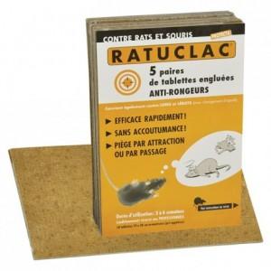 Ratulac rat and mice trap (10 pcs)