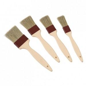 Pastry flat brush Matfer L 40 mm