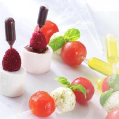 Pipette 4 mL for sauce, liqueur, vinaigrette (25 pcs)