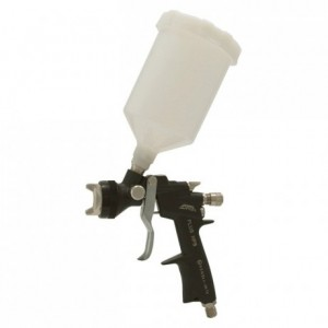Cup spray gun with cup