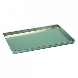 Flared confectioner's sheet aluminium 600 x 400 mm