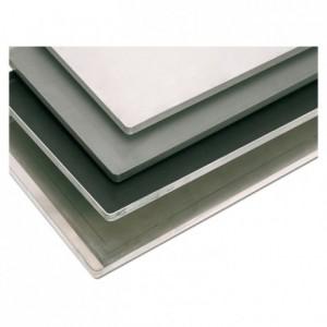Blue steel right edge 600 x 400 mm