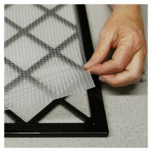 Polyscreen plate for dehydrator