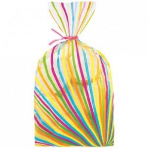 Wilton Party Bags Colorwheel pk/20