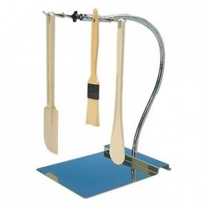 Adjustable tool rack