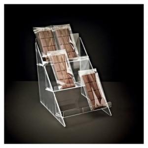 Chocolate bar display