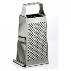 Multi-purpose 4 sided grater