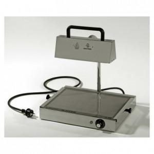 1000 W / 240 V ceramic element for sugar heating lamp