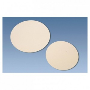 Plain circle all wood Ø 140 mm (250 pcs)
