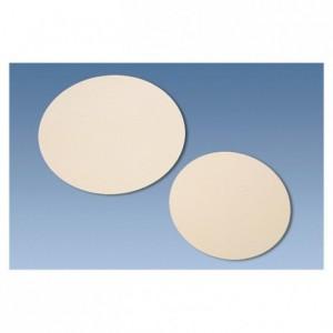 Plain circle all wood Ø 240 mm (250 pcs)