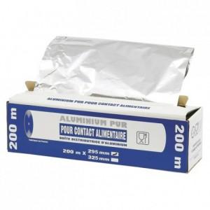 Aluminium foil refill in dispenser box 295 mm x 200 m