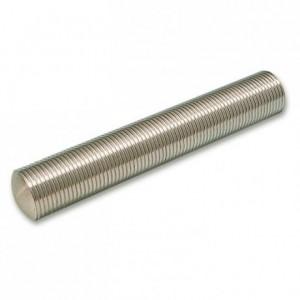 Caramel fluted rolling pin L 220 mm Ø 35 mm