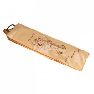 Bag for bread with handle (25 pcs)