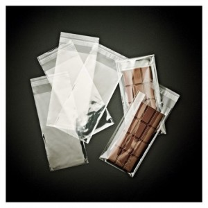 Flat bag with flap (500 pcs)